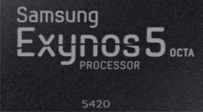 Exynos 5 Octa 5420 processor unveiled by Samsung