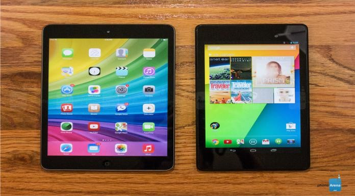 Nexus 7 Vs. IPad Mini