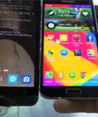 Samsung Z1 Vs ASUS Zenfone 4: Comparison