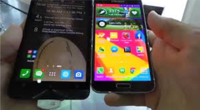 Samsung Z1 Vs ASUS Zenfone 4: Comparison