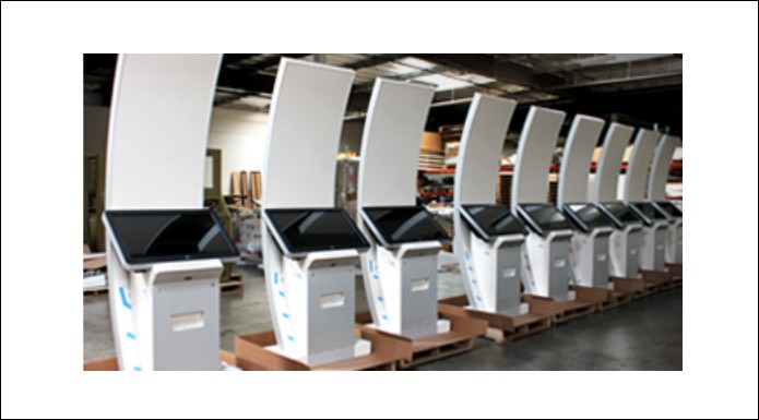 Bring down Overhead Expenses with kiosks