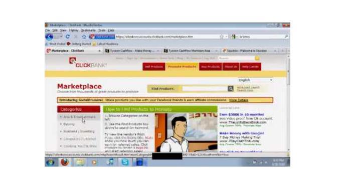 Let's Become Clickbank Super Affiliate
