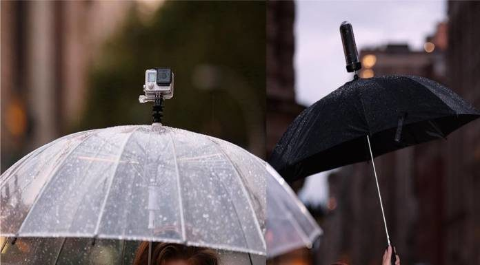 Umbrella Tripod